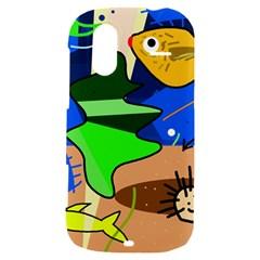 Aquarium  HTC Amaze 4G Hardshell Case