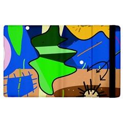 Aquarium  Apple iPad 2 Flip Case