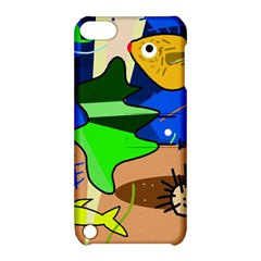 Aquarium  Apple iPod Touch 5 Hardshell Case with Stand