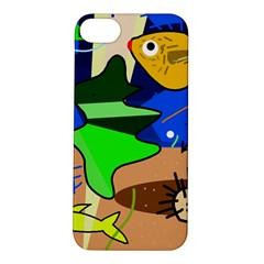 Aquarium  Apple iPhone 5S/ SE Hardshell Case
