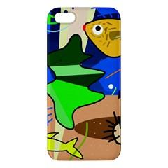 Aquarium  iPhone 5S/ SE Premium Hardshell Case