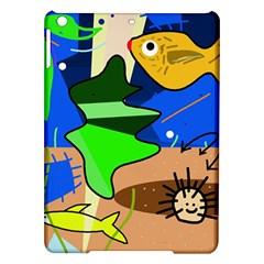 Aquarium  iPad Air Hardshell Cases