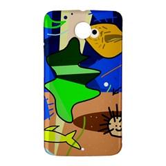 Aquarium  Nexus 6 Case (White)
