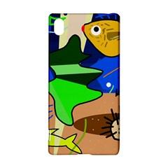 Aquarium  Sony Xperia Z3+