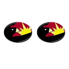 Eagle Cufflinks (Oval)