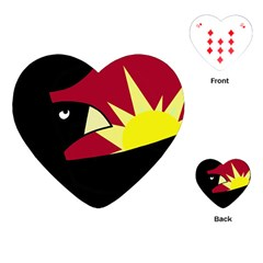 Eagle Playing Cards (Heart)