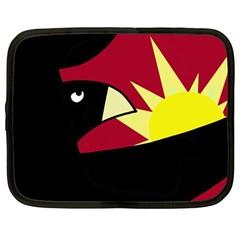 Eagle Netbook Case (Large)