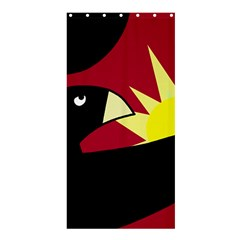 Eagle Shower Curtain 36  x 72  (Stall)