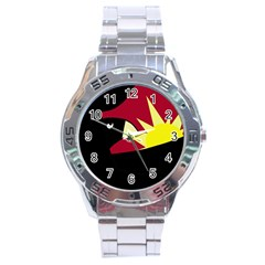 Eagle Stainless Steel Analogue Watch