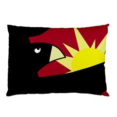 Eagle Pillow Case (Two Sides)