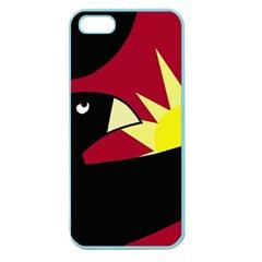 Eagle Apple Seamless iPhone 5 Case (Color)