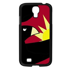 Eagle Samsung Galaxy S4 I9500/ I9505 Case (Black)