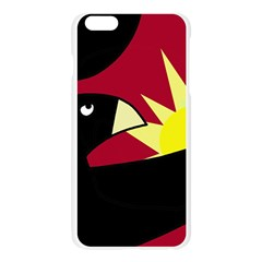 Eagle Apple Seamless iPhone 6 Plus/6S Plus Case (Transparent)