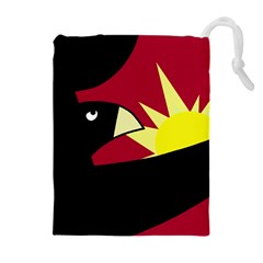 Eagle Drawstring Pouches (Extra Large)