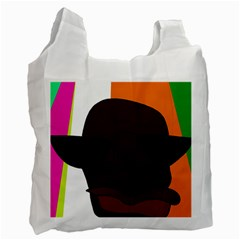 Cool Recycle Bag (Two Side)