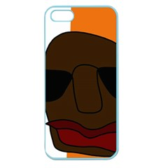 Cool Apple Seamless iPhone 5 Case (Color)