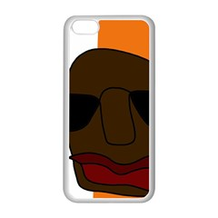 Cool Apple iPhone 5C Seamless Case (White)