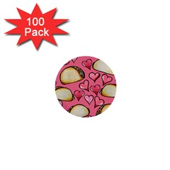 Taco Tuesday Lover Tacos 1  Mini Buttons (100 pack)
