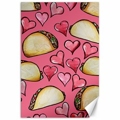 Taco Tuesday Lover Tacos Canvas 20  x 30