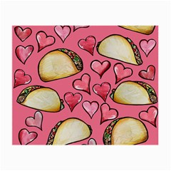Taco Tuesday Lover Tacos Small Glasses Cloth (2-Side)