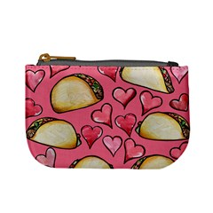 Taco Tuesday Lover Tacos Mini Coin Purses