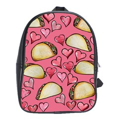 Taco Tuesday Lover Tacos School Bags(Large)