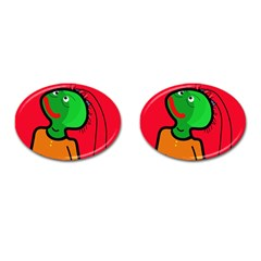 Looking up Cufflinks (Oval)