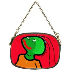 Looking up Chain Purses (Two Sides)