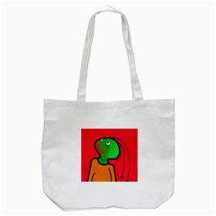 Looking up Tote Bag (White)