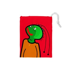 Looking up Drawstring Pouches (Small)
