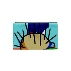 Hedgehog Cosmetic Bag (Small)