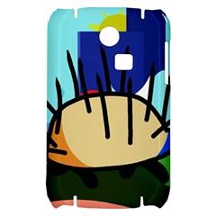 Hedgehog Samsung S3350 Hardshell Case