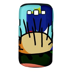 Hedgehog Samsung Galaxy S III Classic Hardshell Case (PC+Silicone)