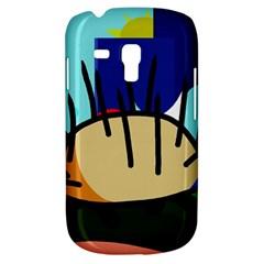 Hedgehog Samsung Galaxy S3 MINI I8190 Hardshell Case