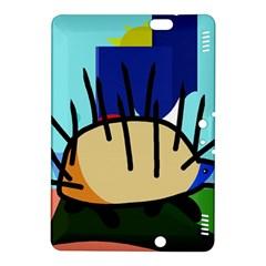 Hedgehog Kindle Fire HDX 8.9  Hardshell Case
