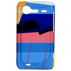Jumping HTC Incredible S Hardshell Case