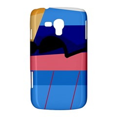 Jumping Samsung Galaxy Duos I8262 Hardshell Case