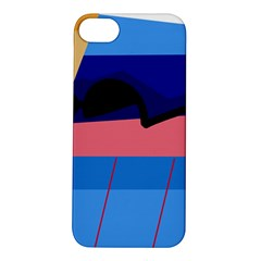 Jumping Apple iPhone 5S/ SE Hardshell Case