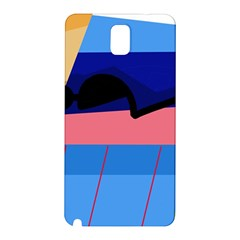 Jumping Samsung Galaxy Note 3 N9005 Hardshell Back Case
