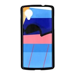 Jumping Nexus 5 Case (Black)