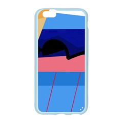 Jumping Apple Seamless iPhone 6/6S Case (Color)