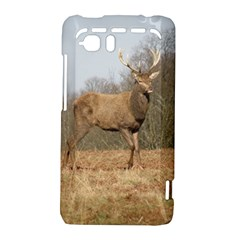 Red Deer Stag on a Hill HTC Vivid / Raider 4G Hardshell Case