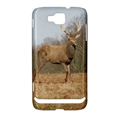 Red Deer Stag on a Hill Samsung Ativ S i8750 Hardshell Case