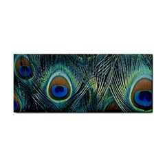 Feathers Art Peacock Sheets Patterns Hand Towel