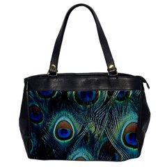 Feathers Art Peacock Sheets Patterns Office Handbags