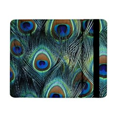 Feathers Art Peacock Sheets Patterns Samsung Galaxy Tab Pro 8.4  Flip Case