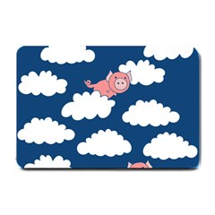 When Pigs Fly Small Doormat
