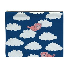 When Pigs Fly Cosmetic Bag (XL)