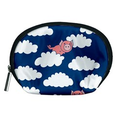 When Pigs Fly Accessory Pouches (Medium)