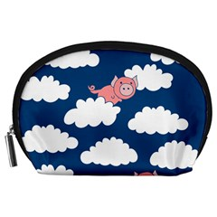 When Pigs Fly Accessory Pouches (Large)